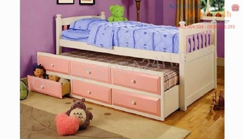 Giường tầng GT016