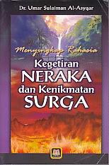 toko buku rahma: buku kegetiran neraka dan kenikmatan surga, pengarang dr. umar sulaiman al-asuqar, penerbit pustaka setia