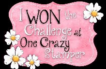 Feb 2016 One Crazy Stamper
