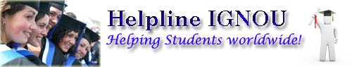 Helpline IGNOU