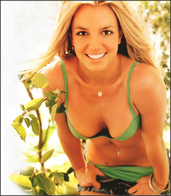 13. Britney Spears