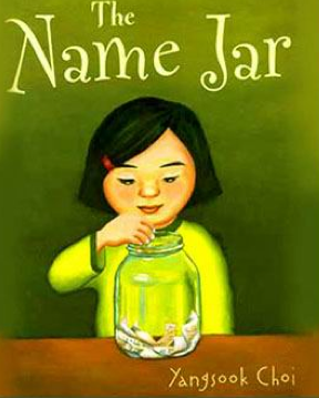 http://www.amazon.com/The-Name-Jar-Yangsook-Choi/dp/0440417996