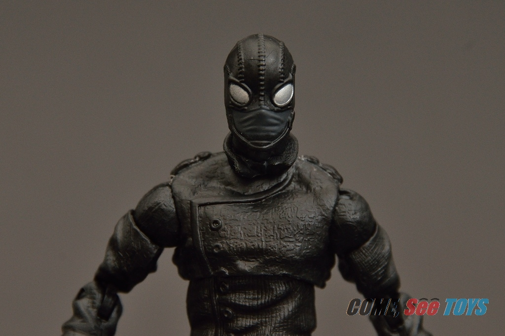 Spider man noir mask