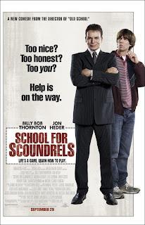 Ver online: Escuela para idiotas (Escuela de pringaos / School for Scoundrels) 2006
