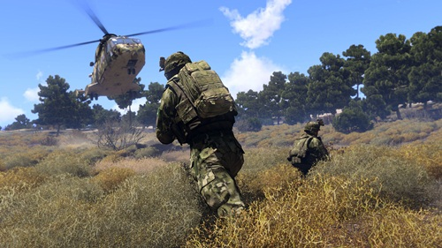 ARMA 3 v1.44 - PC (Download Completo em Torrent)