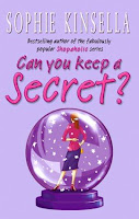 Book cover of Can You Keep A Secret by Sophie Kinsella