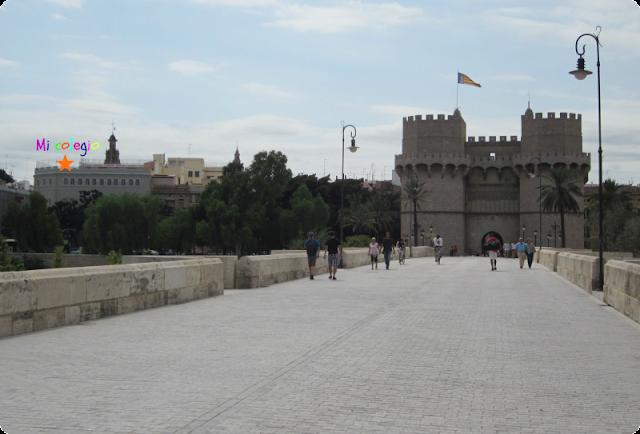 Blogger Traveller en Valencia-Torres de Serrano