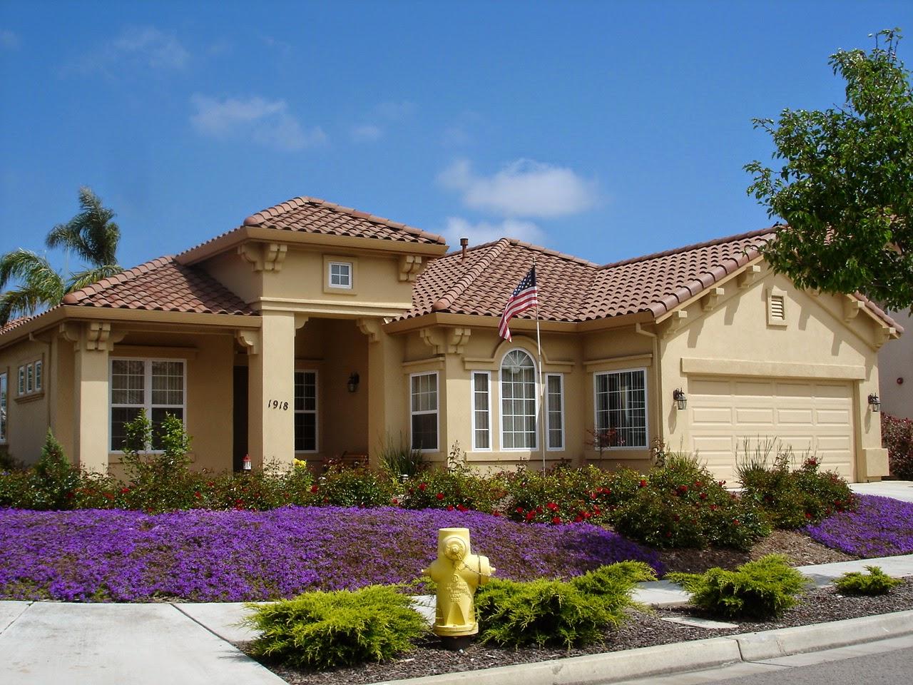 Modern Exterior Home Design Idea