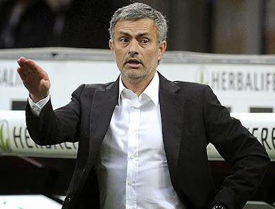 Jose Mourinho Chelsea vs Man United 2013