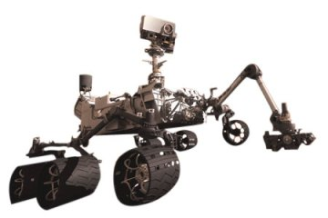 22 Penemuan Terbaik Tahun 2012: Curiosity Rover