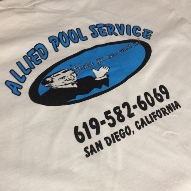 Seven 13 Productions Custom T Shirt Printing In San Diego