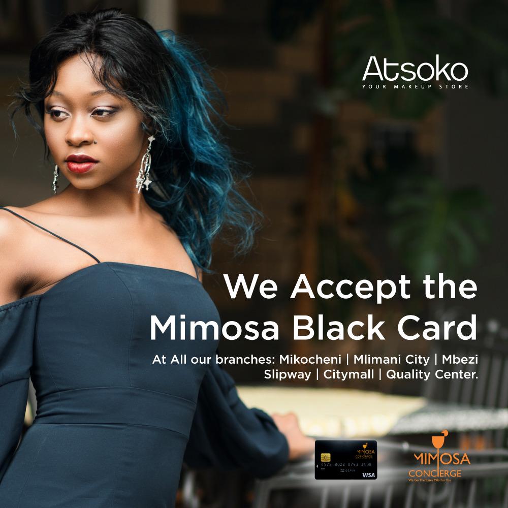 MIMOSA BLACK CARD