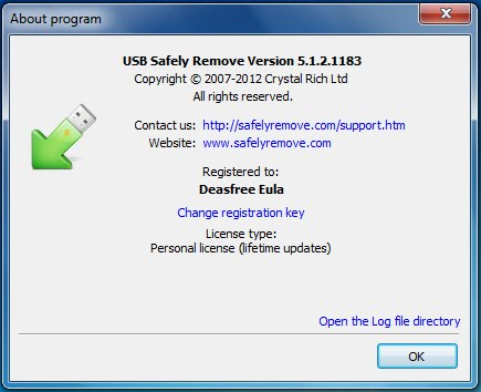 Usb safely remove 5 0 keygen, USB Safely Remove 5.3.5 Patch and Keygen. a..