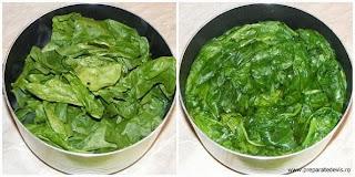 spanac proaspat, spanac oparit, retete cu spanac, preparate din spanac, retete culinare, legume sanatoase, spanac romanesc pentru gatit,