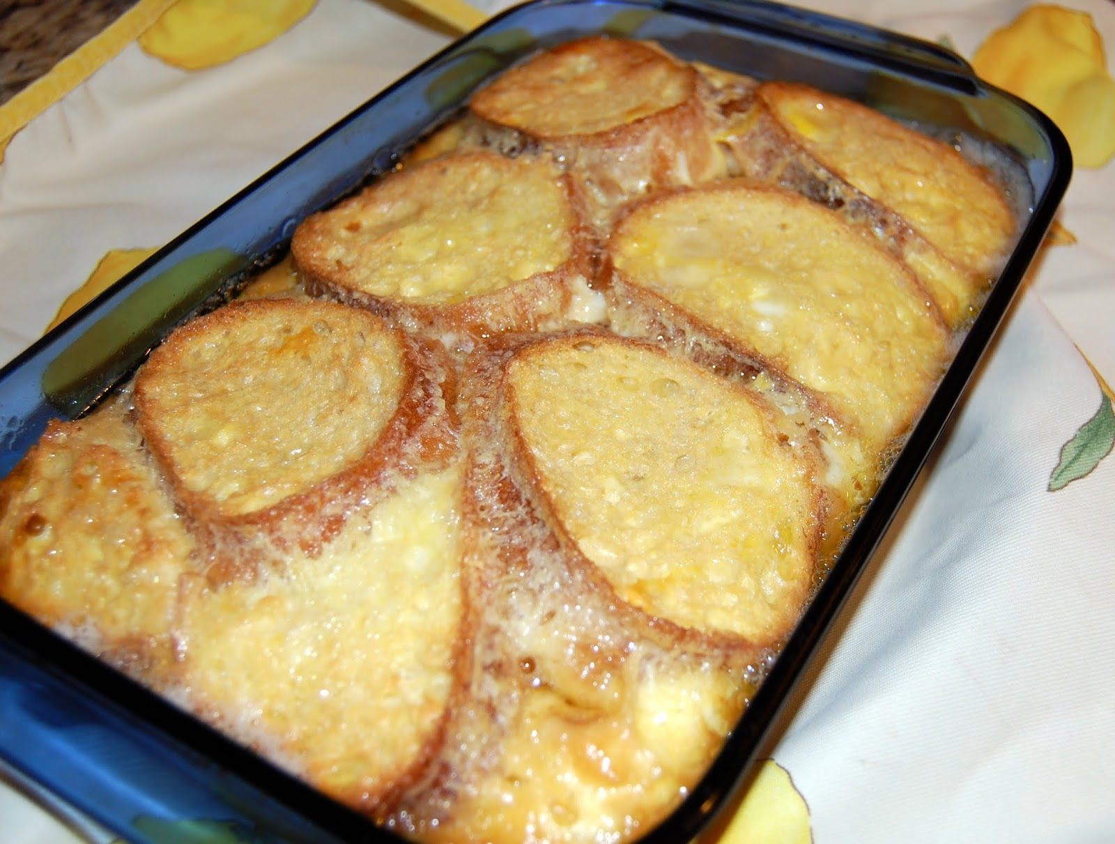 Easy Baked French Toast Recipe