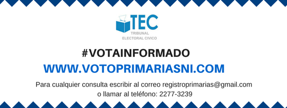 Votaciones Primarias
