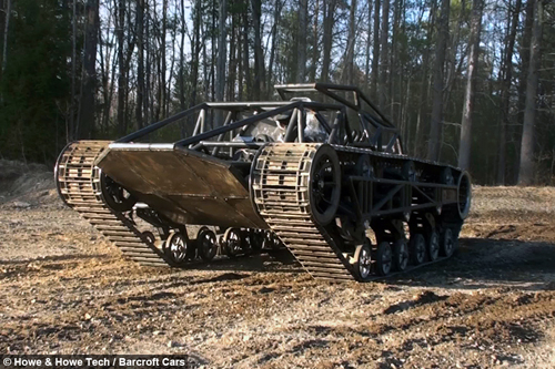 Mad Max Tank