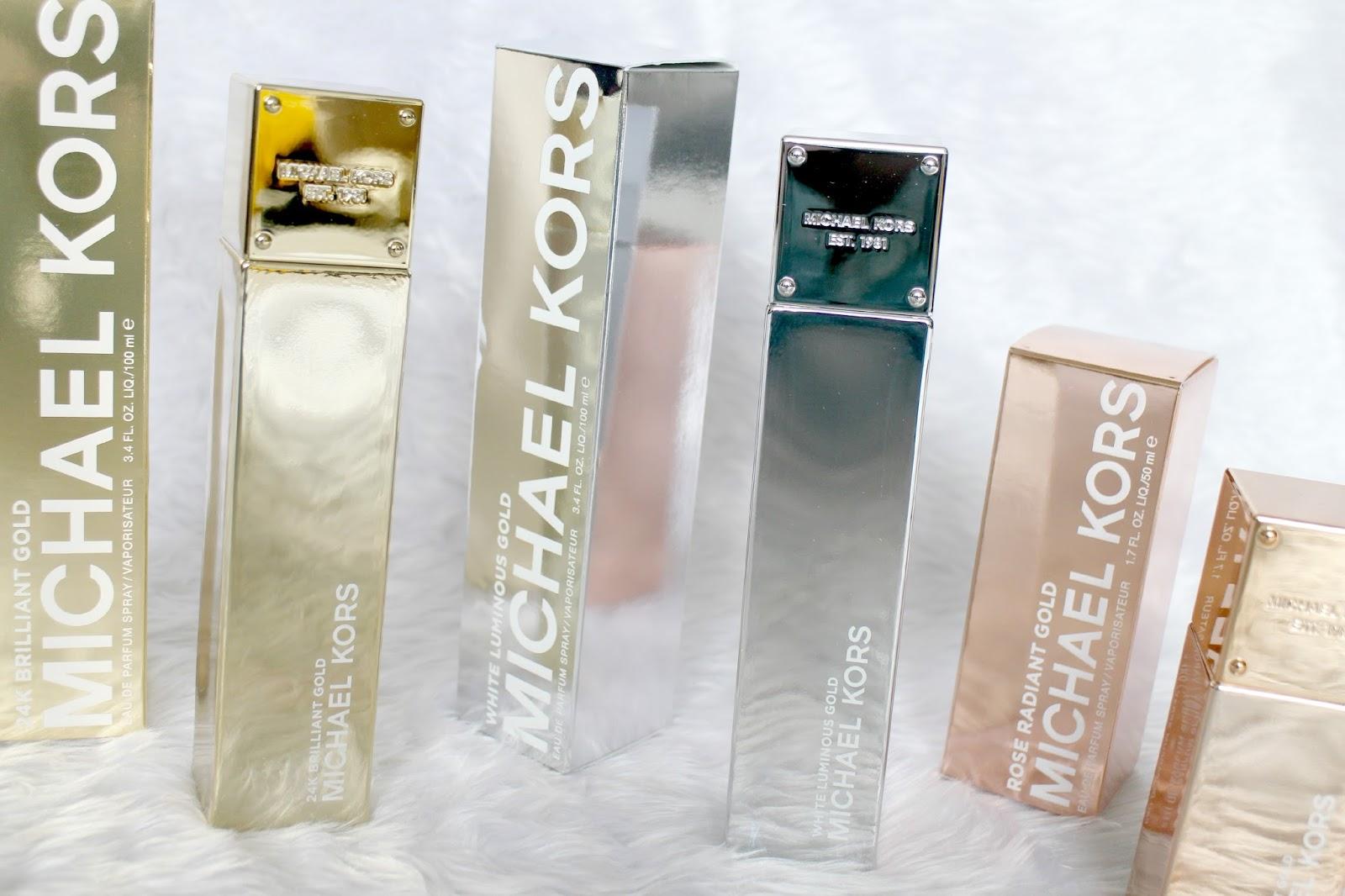 Michael Kors Gold Perfumes