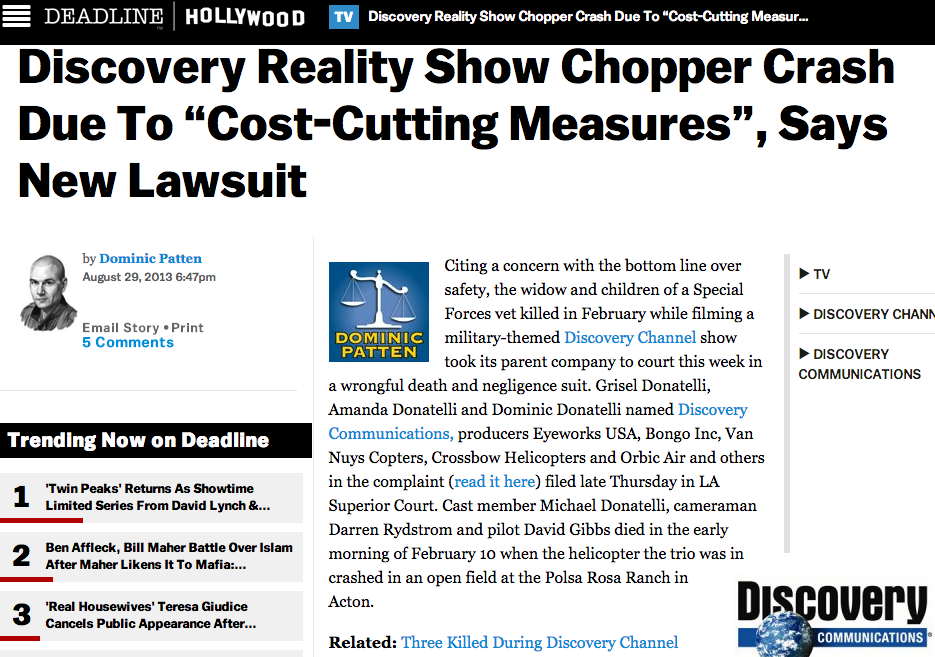 Cost-Cutting Measures Lawsuit