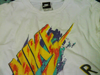 f6beea98e7f6 Vintage Nike Air japan t shirt. - Brand Nike - Made in Japan - Armpit 18