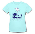 Official Dogs Against Romney T-Shirts