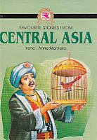 toko buku rahma: buku FAVOURITE STORIES FROM CENTRAL ASIA, pengarang leon comber, penerbit rosda
