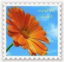 Sunshine Award-Winning Blog