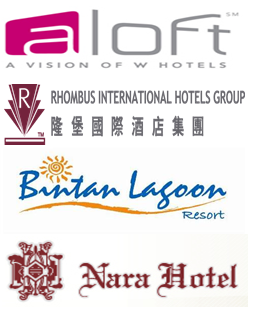 Partner Hotels in Asia