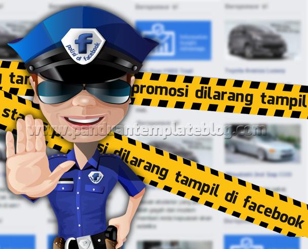 2015 Facebook Membatasi Posting Promosi