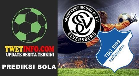 Prediksi Elversberg vs Hoffenheim II