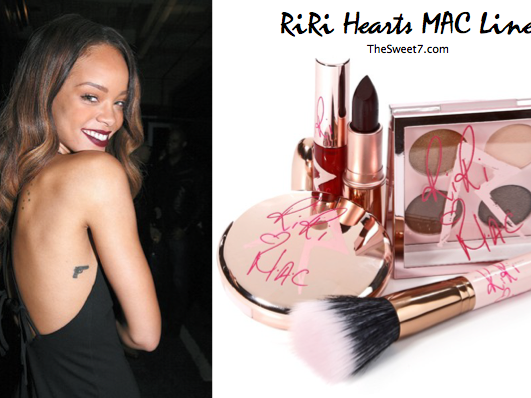 MAC Joins Forces with Rihanna