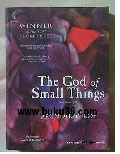 Buku The God Of Small Things