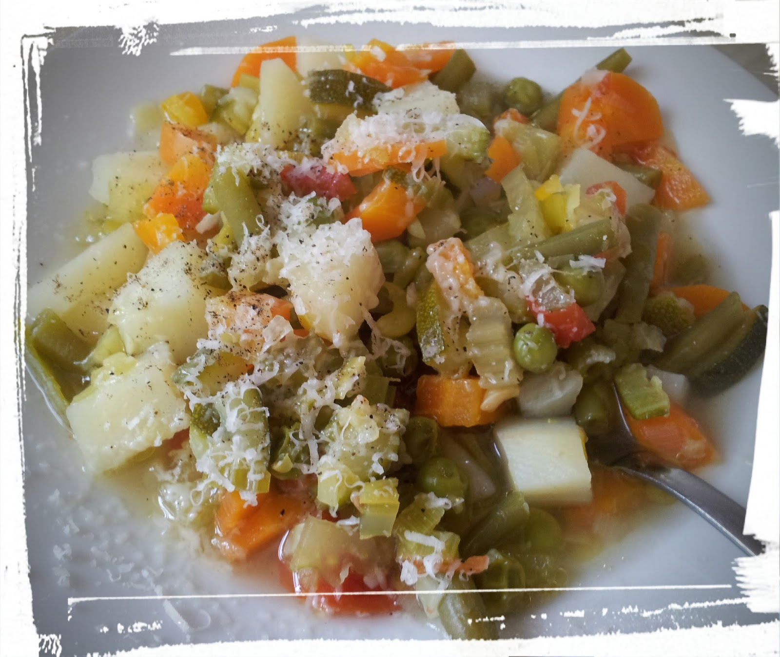 Carpina carpina 39 s kitchen il minestrone - Temperatura freezer casa ...