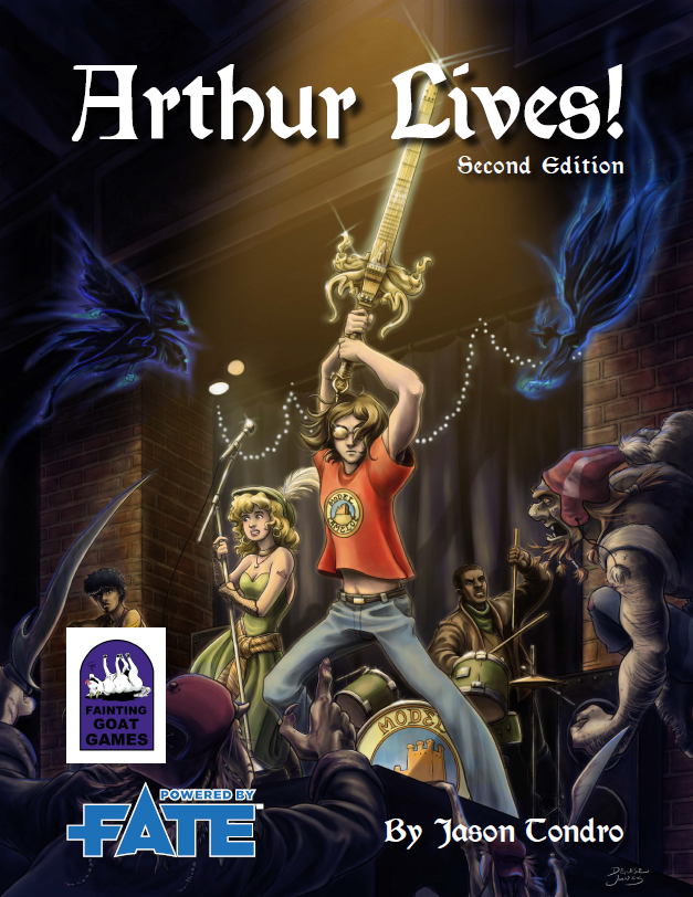 Arthur Lives! 2nd Edition