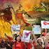 Thông báo tổ chức mít tinh phản đối nhà cầm quyền Trung Quốc