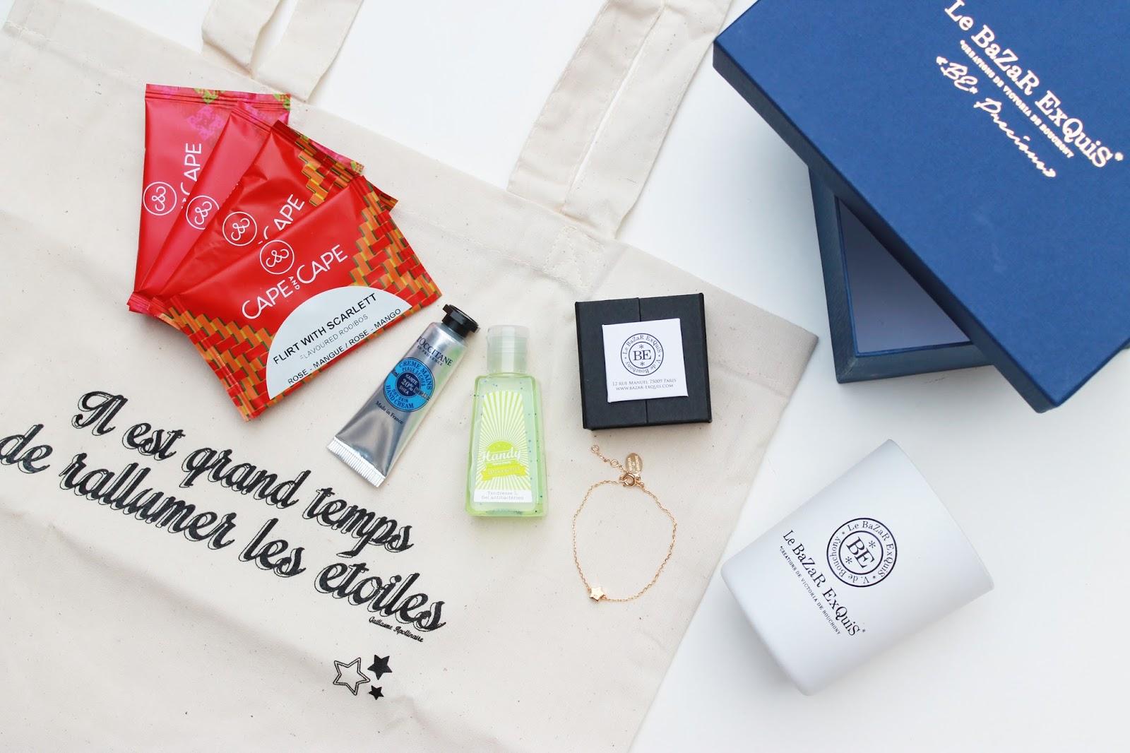 Bazar Exquis la box