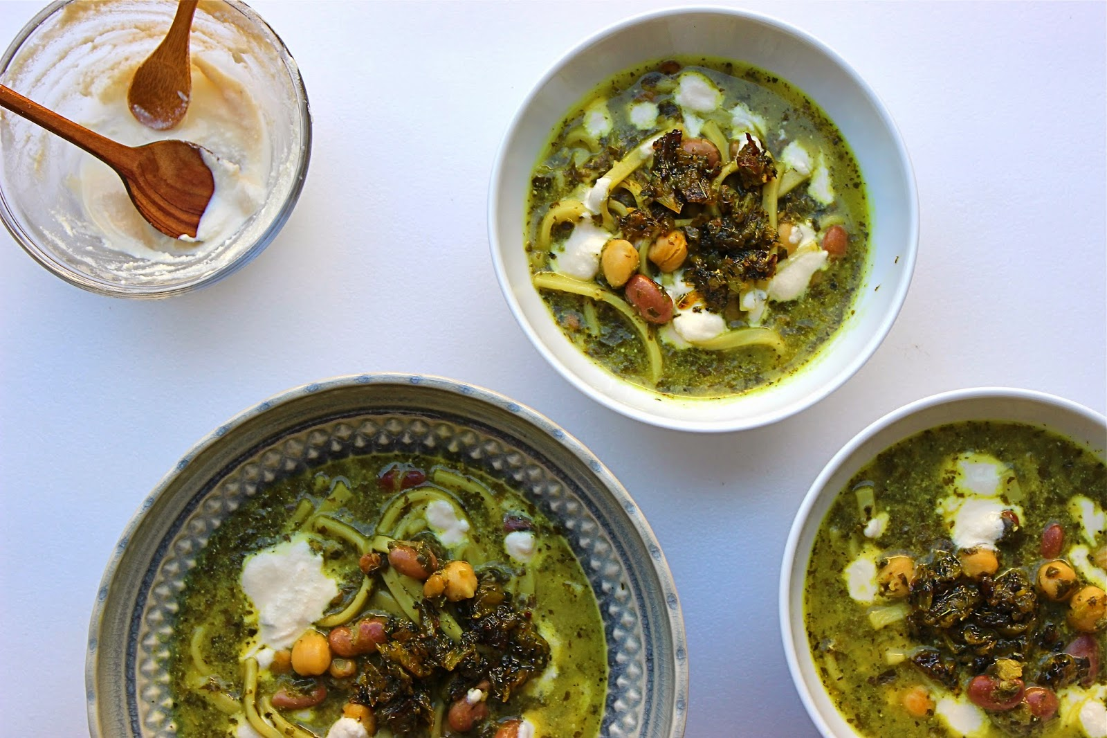 persian new year s soup bean new year s bean soup a persian new year s ...