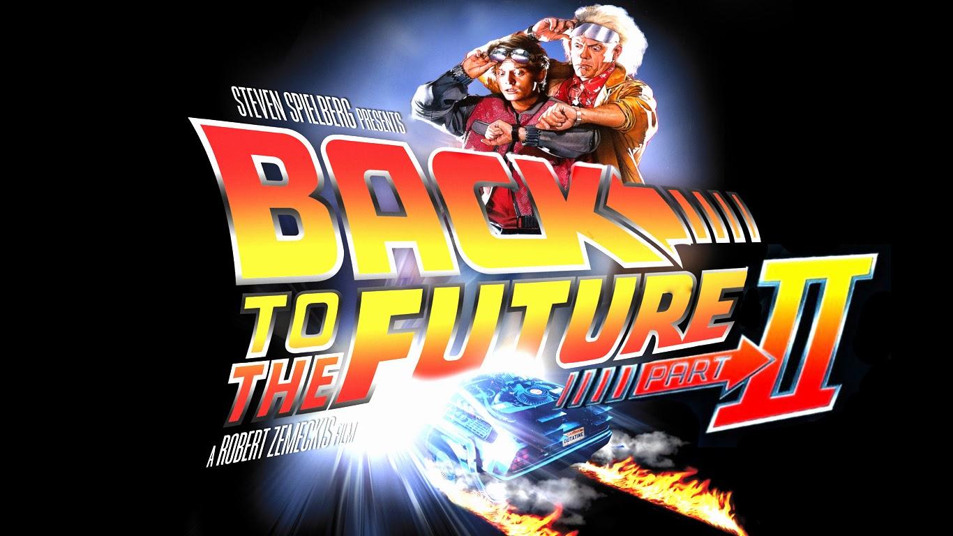 Volver al Futuro 2 - Dual + Sub - 1080p - (1989)