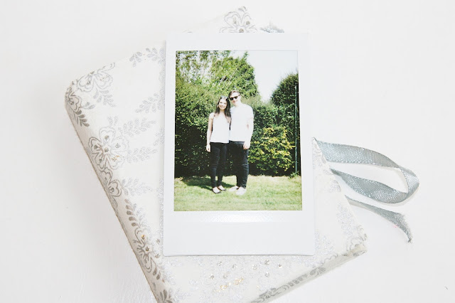 Katherine Penney Chic Boyfriend Weekend Life Polaroid Cute