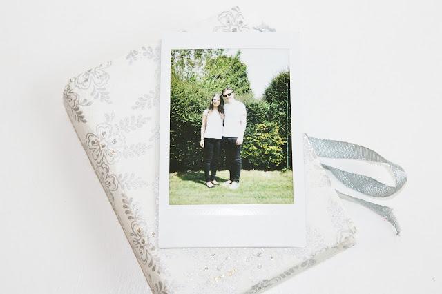 Katherine Penney Chic Boyfriend Weekend Life Polaroid Cute