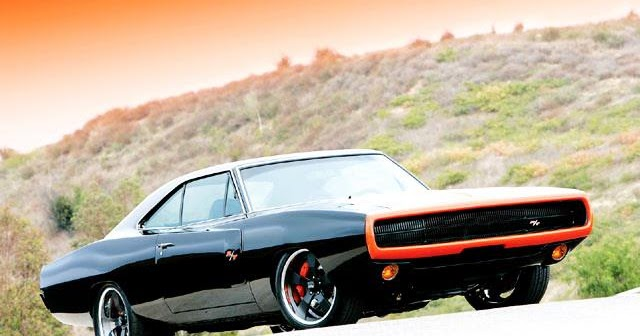 Hot Modified Cars American Muscle Cars Real American Beauty