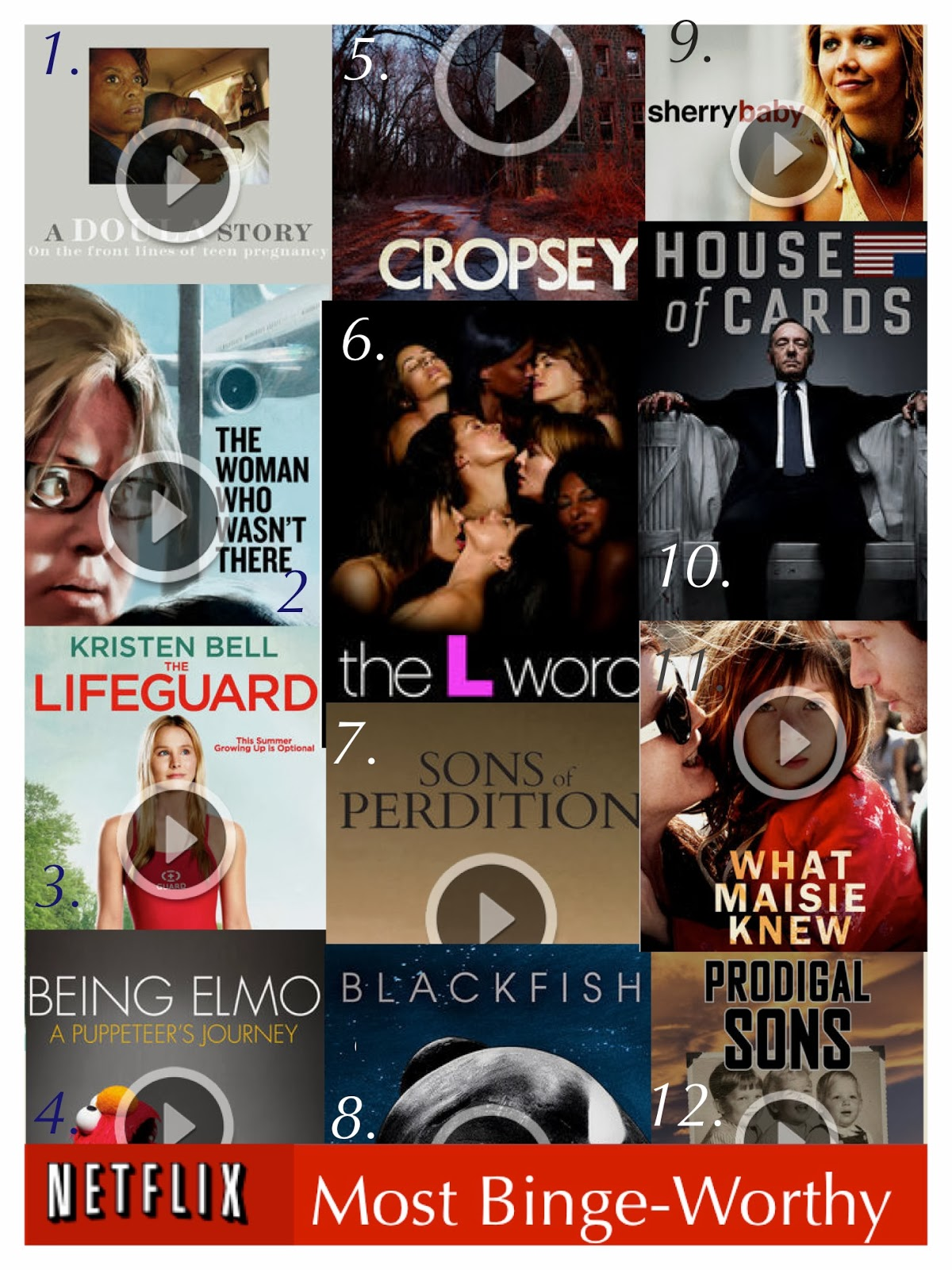 Broke and Bougie: Friday Favs: Best Netflix Movies, Netflix Documentaries, and Netflix Shows