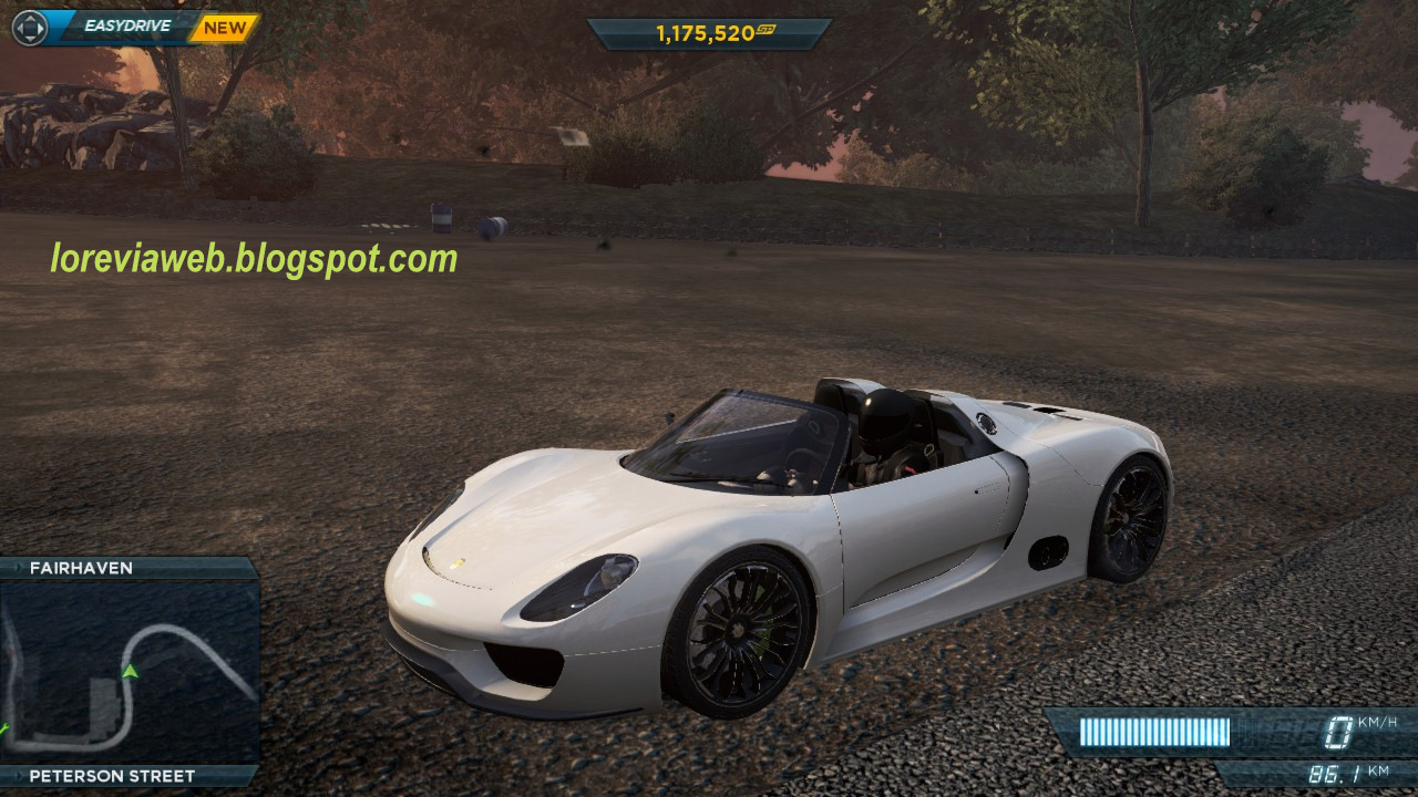 lore via web top 10 super cars of need for speed most wanted 2012. Black Bedroom Furniture Sets. Home Design Ideas