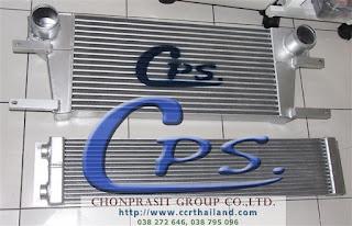 อินเตอร์คูลเลอร์ ออยล์คูลเลอร์ - CPS