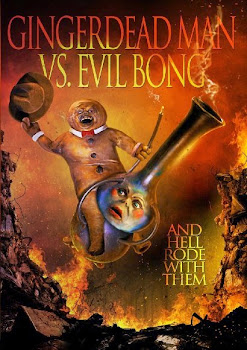 CAPA Gingerdead Man Vs. Evil Bong – DVDRip AVI e RMVB Legendado (2014)