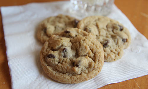 Chocolate Chip Cookies – Bakery Style | Family Heritage Recipes