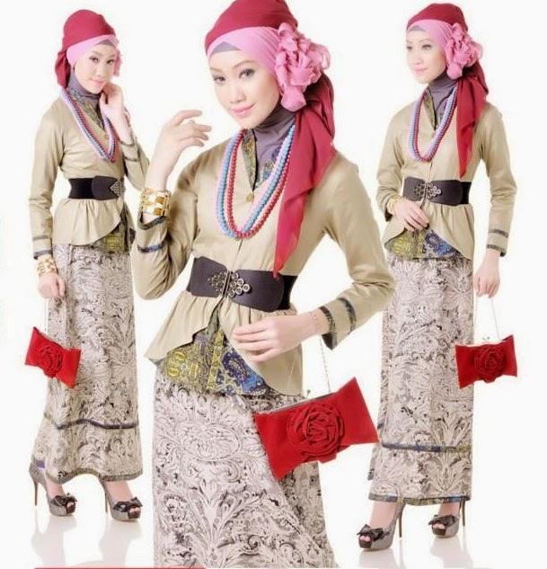10 Contoh Baju Muslim Remaja Modis Koleksi Baju Gamis