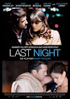Last Night, German Poster