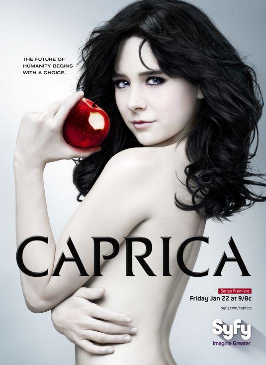 Caprica TV poster