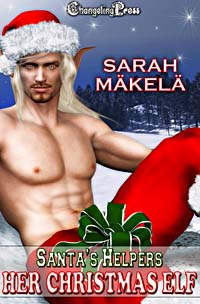 Her Christmas Elf by Sarah Mkel